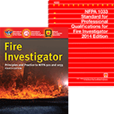 NFPA 1033 and Fire Investigator: Principles and Practice to NFPA 921 and NFPA 1033 Set
