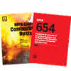 2013 NFPA 654 and NFPA Guide to Combustible Dust Set