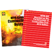 NFPA 652 and NFPA Guide to Combustible Dusts Set