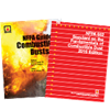 NFPA 652 and NFPA Guide to Combustible Dust Set