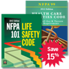 NFPA 101: Life Safety Code and NFPA 99: Health Care Facilities Code Set, 2012 Edition