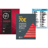 2017 NEC and 2018 NFPA 70E Handbooks Toolkit - Exclusive from NFPA!