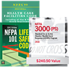 NFPA 99 and NFPA 101 Codes and NFPA 3000 Toolkit
