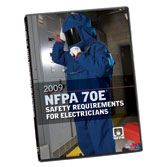 NFPA 70E: Safety Requirements for Electricians DVD - 2009 Edition