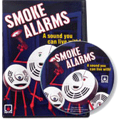 Smoke Alarms: A sound you can live with! DVD