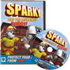 Sparky and the Runaway Robot! DVD
