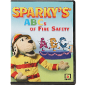 Sparky®'s ABCs of Fire Safety Video