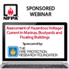 Assessment of Hazardous Voltage/Current in Marinas, Boatyards and Floating Buildings Webinar