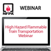 High Hazard Flammable Train Transportation Webinar