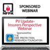 PV Update--Insurers Perspective Webinar