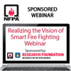 Realizing the Vision of Smart Fire Fighting Webinar