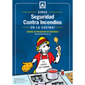 2020 Fire Prevention Week Posters (Spanish)