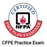 Certified Fire Plan Examiner (CFPE) Practice Exam