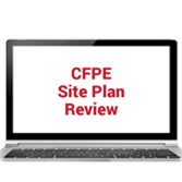 CFPE Site Plan Review Online Training