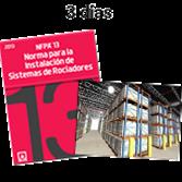 rso Presencial de Protección con Rociadores de Almacenamiento usando NFPA 13 (2013)