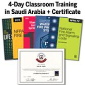 Certified Fire Inspector I Training (with Optional Certification Exam) – Saudi Arabia