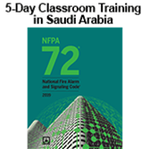 NFPA 72 (2019) Classroom Training - Saudi Arabia