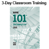 NFPA 101 (2021) Classroom Training