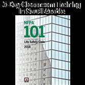 NFPA 101 (2018) Classroom Training - Saudi Arabia