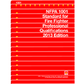 2013 NFPA 1001 Standard - Current Edition