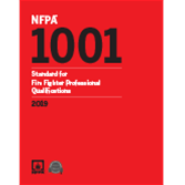 2019 NFPA 1001 Standard - Current Edition