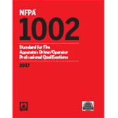 2017 NFPA 1002 Standard - Current Edition