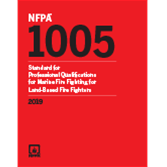 2019 NFPA 1005 Standard - Current Edition