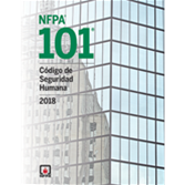 2018 NFPA 101, Life Safety Code, Spanish - Current Edition