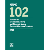 2021 NFPA 102 Standard - Current Edition