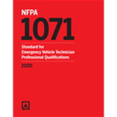 2020 NFPA 1071 Standard - Current Edition