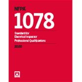 2020 NFPA 1078 Standard - Current Edition