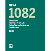 2020 NFPA 1082 Standard - Current Edition