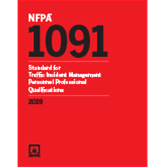 2019 NFPA 1091 Standard - Current Edition