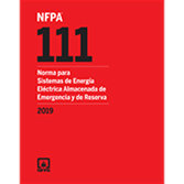 NFPA 111 Standard, Spanish