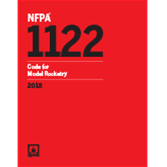 2018 NFPA 1122 Code - Current Edition