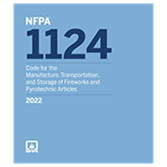 2022 NFPA 1124 Code - Current Edition