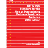 2016 NFPA 1126 Standard - Current Edition
