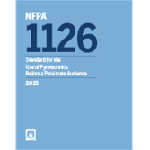 2021 NFPA 1126 Standard - Current Edition