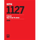 2018 NFPA 1127 Code - Current Edition