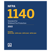 2022 NFPA 1140 Standard - Current Edition