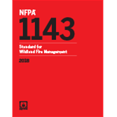 2018 NFPA 1143 Standard - Current Edition