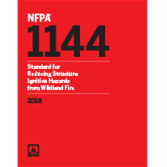 2018 NFPA 1144 Standard - Current Edition