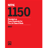2017 NFPA 1150 Standard - Current Edition