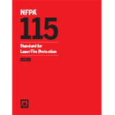 2020 NFPA 115 Standard - Current Edition