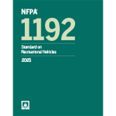 2021 NFPA 1192 Standard - Current Edition