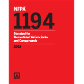 2018 NFPA 1194 Standard - Current Edition