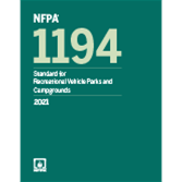 2021 NFPA 1194 Standard - Current Edition