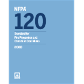 2020 NFPA 120 Standard - Current Edition