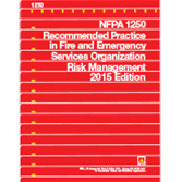 2015 NFPA 1250: Recommended Practice - Current Edition