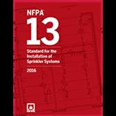 2016 NFPA 13 Standard